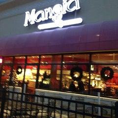 Photo taken at Mangia Ristorante & Pizzeria by Jeff S. on 12/23/2012