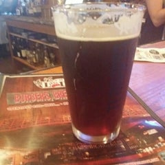 Photo taken at The Lodge Beer and Growler Bar by Joe H. on 5/17/2015
