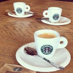 Photo taken at Starbucks by Carolina K. on 2/18/2013