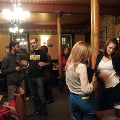 Photo taken at Kingston Brew Pub by Cadence G. on 10/25/2012