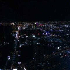 Photo taken at Stratosphere C Bar by Alan K. on 10/23/2013