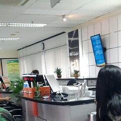 Photo taken at Bank BRI by Maxi D. on 11/5/2014