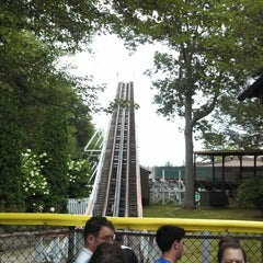 Photo taken at Canobie Yankee Cannon Ball by Kimberly on 8/18/2013
