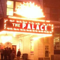 Photo taken at Palace Theatre by Ryan on 10/11/2012