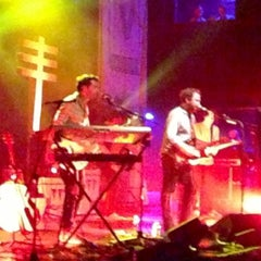 Photo taken at House of Blues by Erica W. on 4/3/2013