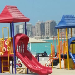 Photo taken at Al Yazwa Public Beach by Ahmed B. on 5/17/2014