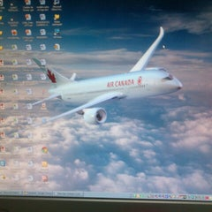 Photo taken at Air Canada back office by Carlos B. on 10/25/2012