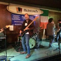 Photo taken at McIntyre's Pub by Scott V. on 5/16/2014
