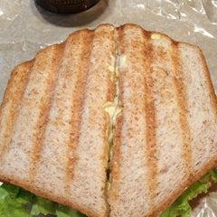 Photo taken at The Sandwich Guy by Jon B. on 7/1/2013