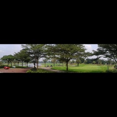 Photo taken at Royale Jakarta Golf Club by Roby N. on 6/9/2015
