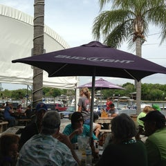 Photo taken at Rick's on the River by Lizz H. on 3/17/2013