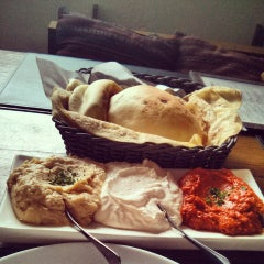 Photo taken at Saj Restaurante by Bruno A. on 6/12/2013
