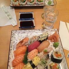 Photo taken at Ichiban Sushi by Laura P. on 3/22/2014