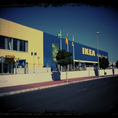 Photo taken at IKEA by Chris S. on 12/8/2013