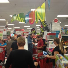 Photo taken at Target by Marina R. on 11/23/2012
