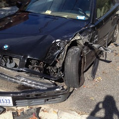 Photo taken at Blue Plains Auto Impound Lot by Brie L. on 12/12/2013