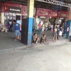 Photo taken at Mabalacat Bus Terminal by Jhei C. on 10/24/2012