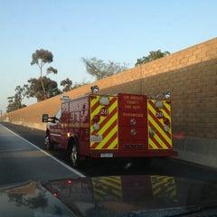 Photo taken at I-605 (San Gabriel River Freeway) by Christopher L. on 3/17/2013