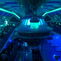 Photo taken at スペース・マウンテン (Space Mountain) by fomalhaut 1. on 9/22/2012