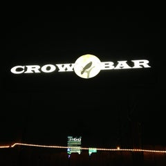 Photo taken at Crow Bar by Jen K. on 10/14/2012