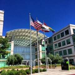 Photo taken at City of Cupertino by Jaysen N. on 7/1/2014