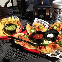 Photo taken at Tijuana Flats by John D. on 10/31/2012