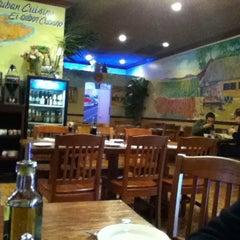Photo taken at El Rincon Cubano by Steve on 1/28/2013