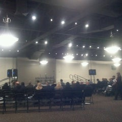 Photo taken at San Mateo County Event Center by J J. on 1/16/2013
