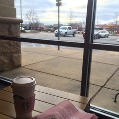Photo taken at Starbucks by Abdulaziz A. on 2/15/2014
