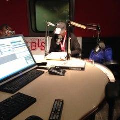 Photo taken at WBLS-FM 107.5 by Lynn D. on 10/7/2012