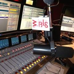 Photo taken at WBLS-FM 107.5 by Lynn D. on 11/18/2012