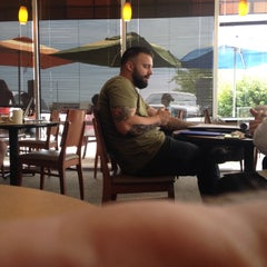 Photo taken at Panera Bread by John R. on 7/10/2014
