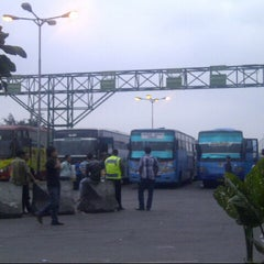 Photo taken at Terminal Leuwipanjang by Tommy S. on 9/7/2013