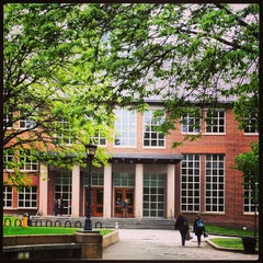 Photo taken at Dimond Library by UNH Students on 5/29/2013