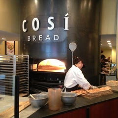 Photo taken at Così by Mike S. on 4/18/2013