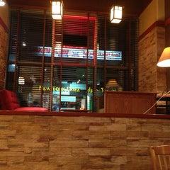 Photo taken at Caribou Coffee by Abdulaziz on 2/18/2013
