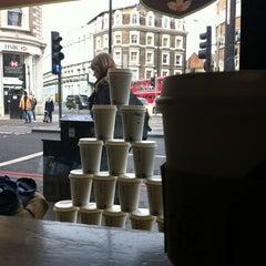 Photo taken at Starbucks by Laura M. on 4/7/2013