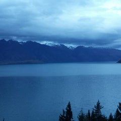 Photo taken at Mercure Resort Queenstown by Marcopolo L. on 10/14/2014
