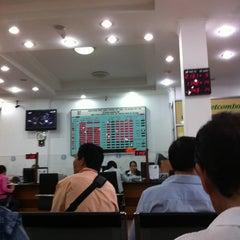 Photo taken at Vietcombank Phu Tho by Bình N. on 6/15/2012