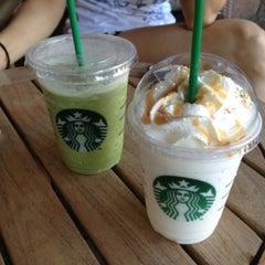 Photo taken at Starbucks (สตาร์บัคส์) by Moth K. on 5/4/2013