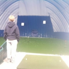 Photo taken at Braemar Golf Dome by John C. on 11/19/2013