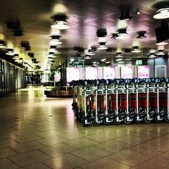 Photo taken at Terminal A by Nikolay P. on 11/27/2012
