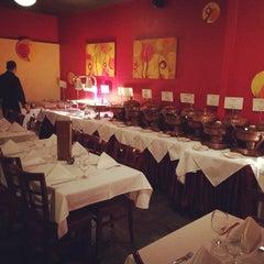 Photo taken at Karma Restaurant & Bar by Abdallah M. on 8/4/2014