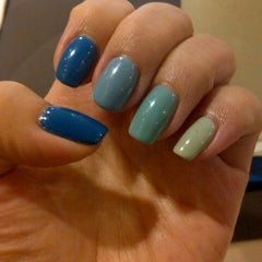 Photo taken at In the Garden - Nail Spa by Jeabchan P. on 10/22/2012