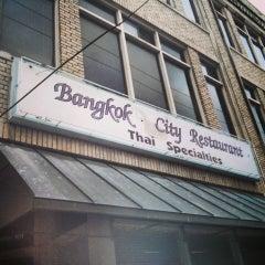 Photo taken at Bangkok City by Blake B. on 4/18/2013