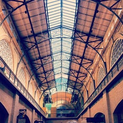Photo taken at Ferry Building by Jenn T. on 5/18/2013