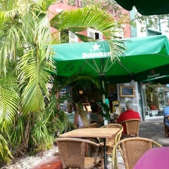 Photo taken at Plein Café Wilhelmina by Catalina A. on 1/4/2013