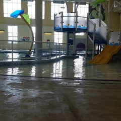 Photo taken at Kroc Center by Lee S. on 2/14/2015