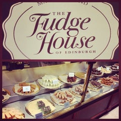 Photo taken at The Fudge House of Edinburgh by Benny Z. on 1/1/2014