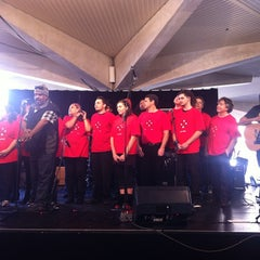 Photo taken at Adelaide Festival Centre by Lynn A. on 6/30/2013
